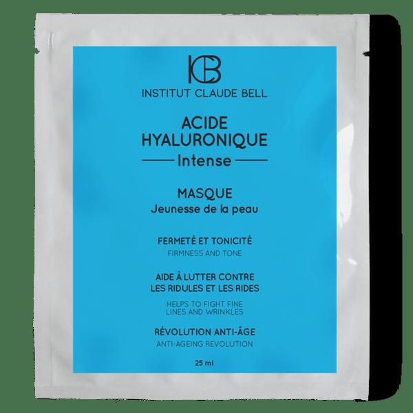 Maska anti-age s hialuronom Intense