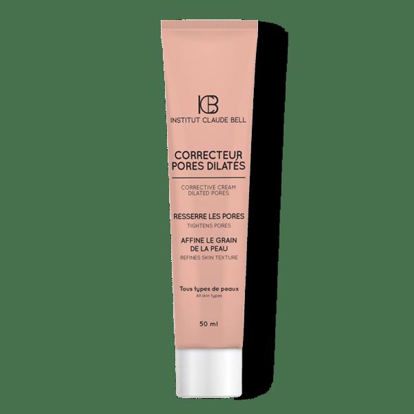 Izjemna zdravilna krema za razširjene pore