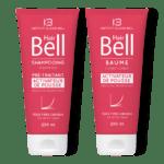 Hair Bell komplet šampon in balzam za hitrejšo rast las