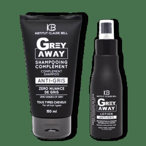 Grey Away komplet proti sivim lasem