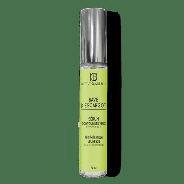 Naravni anti-age serum s polžjo slino za okoli oči