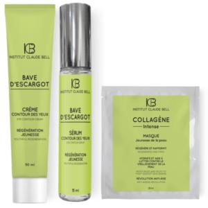 Darilni paket – krema in serum s koncentratom polžje sline