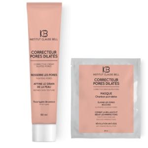 Darilni paket – krema in maska za čisto kožo