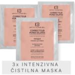 Darilni paket čistilne maske proti poram