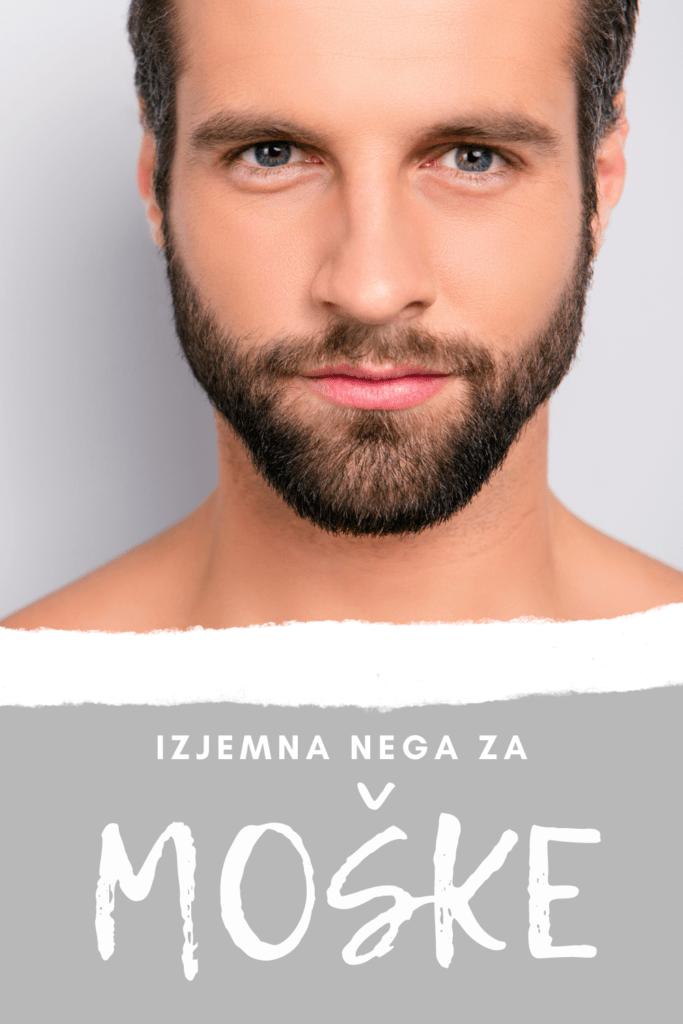kozmetika za moške, proti gubam za moške