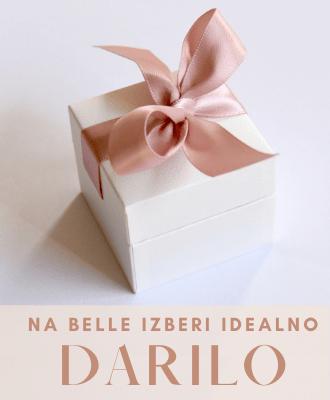 Darilni paket kozmetika za moške in zenske